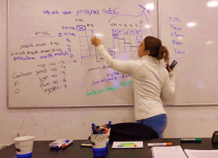 """שיעור כימיה מרץ 2020 - במכינת MED-STUDY עם ד""""ר רותם מרום"""